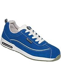Maxguard Sicherheitsschuh DAKOTA S1P SRC, Sneaker, blau, Gr. 35-47 UNISEX