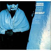 George Benson White Rabbit 1972 UK vinyl LP CTI6015