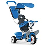 Smoby - 741102 - Tricycle Baby Balade 2 - Tricycle...