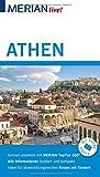 MERIAN live! Reiseführer Athen: Mit Extra-Karte zum Herausnehmen - E. Katja Jaeckel