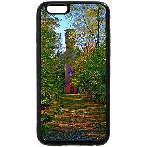 iPhone 6S/iPhone 6(Black) Torre en los árboles