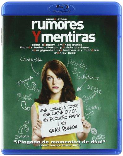 Rumores Y Mentiras (Blu-Ray) (Import) (Keine Deutsche Sprache) (2011) Varios Vario-cam