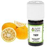 huile essentielle yuzu