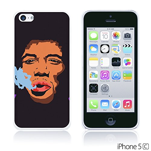 OBiDi - Celebrity Star Hard Back Case / Housse pour Apple iPhone 5C - Che Guevara JIMI