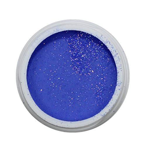 NDED - Poudre acrylique couleur NDED 5g - - Electric Blue 6146