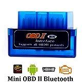 Unilink-v.1.5, Mini-OBD2OBD-II Bluetooth-Auto-Scanner, Mini, ELM327, Abendessen