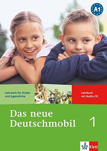 Das neue Deutschmobil 1. Lehrbuch : Lehrwerk für Kinder und Jugendliche