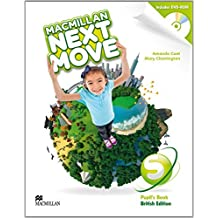Macmillan Next Move Starter Level (Next Move British English) by Amanda Cant (2014-05-06)