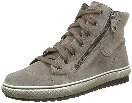 Gabor Shoes 53.754 Damen Hohe Sneakers, Grau (Wallaby 13), 38 EU (5 Damen UK)