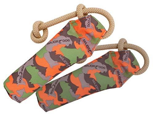 MAJOR DOG Doppelpack Dummy Boje klein Hundespielzeug ro… | 04049939391298