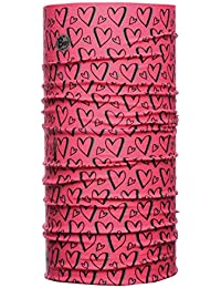 BUFF JUNIOR Multifunctional Scarf UV protection HEARTS JR.