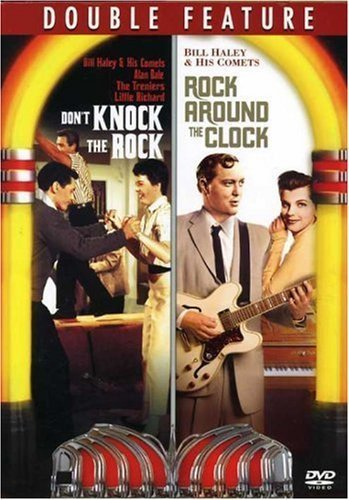 Rock Around the Clock/Don't Knock the Rock 2-disc widescreen edition by Bill Haley & the Comets