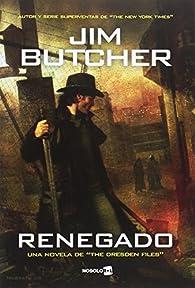 Renegado par Jim Butcher