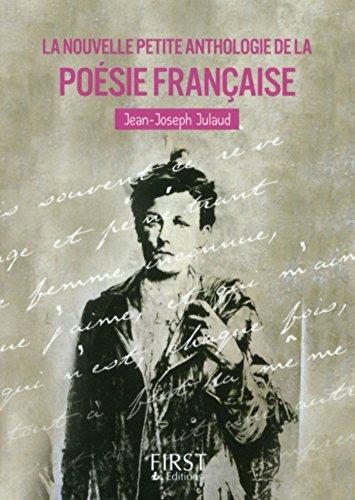 Petit Livre de - La Nouvelle Petite Anthologie de la poésie française (Le petit livre) (French Edition)