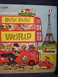 Richard Scarry's Busy, Busy World by Richard Scarry (1993-06-24)