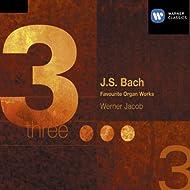Bach: Favourite Organ Works
