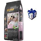 12,5 kg Belcando FINEST LIGHT Hundefutter für übergewichtige Hunde + Geschenk