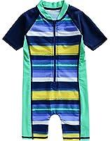 [Free Shipping]Vaenait Baby 0-24M Infant Boys Longsleeves One piece Swimsuit Baby Horizon S