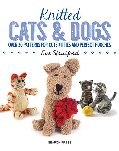 Knitted Cats & Dogs (English ()