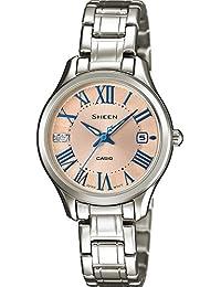 Amazon.es: casio sheen Relojes de pulsera Mujer: Relojes