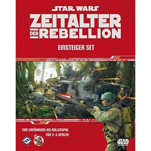 Zeitalter der Rebellion Einsteiger-Set: Star Wars Rollenspiel