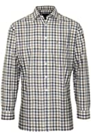 CHAMPION 'CATTERICK' TATTERSALL COUNTRY CHECKED SHIRT CASUAL