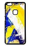 Bkstuff Funda Carcasa Voleibol Bola Voleibol de Playa Arte Pintado (Huawei P10 Lite)