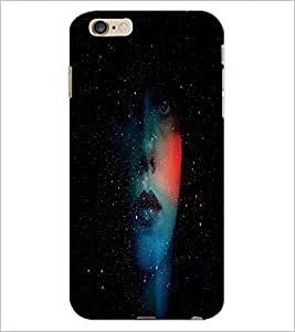 PrintDhaba Face D-2154 Back Case Cover for APPLE IPHONE 6 PLUS (Multi-Coloured)