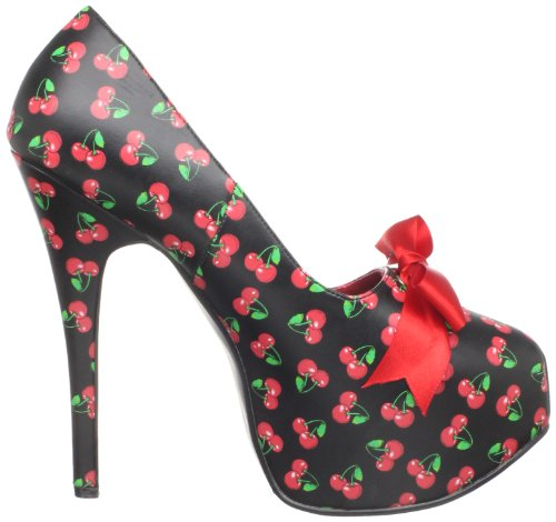 Pin Up Couture , chaussures à talon femme Rouge