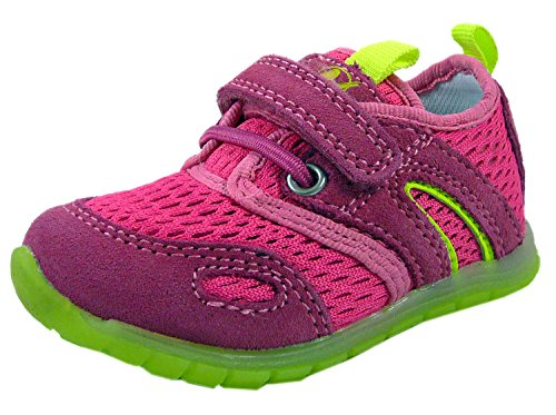 Naturino Sport 500, Baskets Basses fille Pink (FUXIA9106)