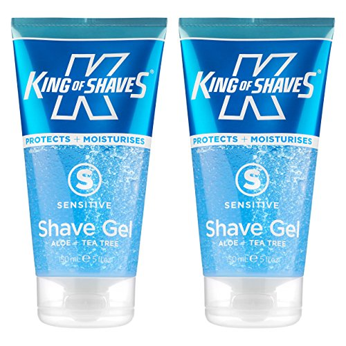 king-of-shaves-sensitive-shave-gel-150ml-twin-pack