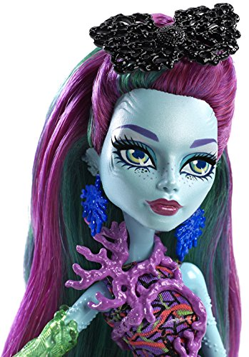 Image of Monster High Great Scarrier Reef Posea Doll