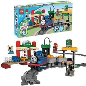 LEGO DUPLO - Jeu de Construction - Thomas & Friends - Circuit Train