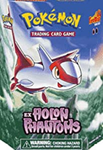 PoKéMoN-EX Holon Phantoms Fire Mist Tema Cubierta