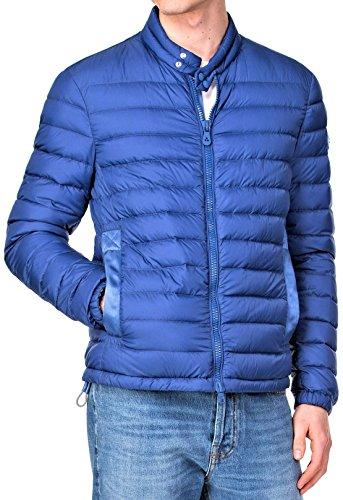 Peuterey Giacca Giubbotto Piumino Uomo Maniche Lunghe Jacket Men Goleta CJ-Royal-XL