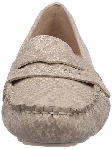 ESPRIT - Noir Loafer, Mocassini Donna Beige (Beige (192 cosmopolitan beige))