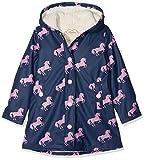 Hatley Mädchen Regenjacke Sherpa Lined Splash Jackets