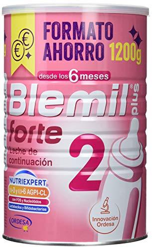 Blemil Plus Forte 2, Leche de continuación para bebé - 1200 gr.