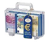 Heidel - Großer Euro Koffer Edel-Vollmilchschokolade - 112,5g