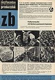 Kulturversuche mit Gerbera-jamesonii-Hybriden, in: ZIERPFLANZENBAU MIT INTERNATIONALER GARTENBAUTECHNIK, 24. Juni 1965.