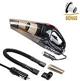 Best Car Vacuum Cleaners - Amikan Getsun Car Vacuum Cleaner || Powerful Motor Review