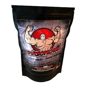 51RwLBWTqdL. SS300  - Psycho's Purest L-Arginine (Strongest Legal) 'Muscle Pump' Powder - 500grams