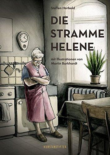 Buchseite und Rezensionen zu 'Die stramme Helene' von Steffen Herbold