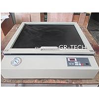 gr-tech strumento® nuovo desktop unità di esposizione ai raggi UV per hot foil Pad Printing PCB con schermo vuoto 220V/110V