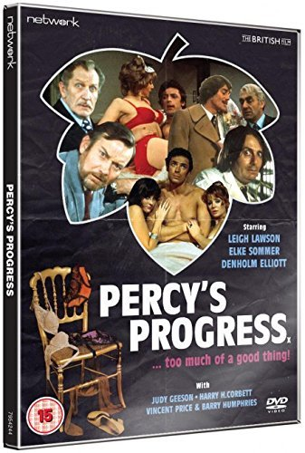 Percy's Progress [DVD] [UK Import]