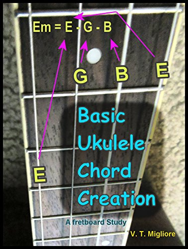 Basic Ukulele Chord Creation: A fretboard study (English Edition)