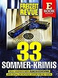 FREIZEIT REVUE 33 Sommer-Krimis