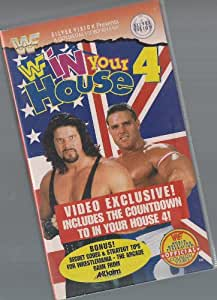 WWF: In Your House 4 [VHS]
