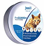 flea and tick collar for cats tick collar for flea treatment prevention control one size fits all 6 month protection (cat 6 month protection) Flea and Tick Collar for Cats Tick Collar for Flea Treatment Prevention Control One Size Fits All 6 Month Protection (Cat 6 Month Protection) 51RwOIZLzRL