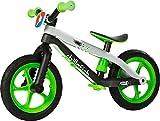 Chillafish BMXie-RS Bicicleta de Aprendizaje, Unisex niños, Verde (Lima), Única